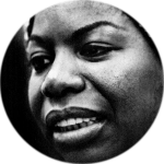 """It is always through art that society changes-not politics or even education. Art, and music especially, speaks to people more than government and education.""  Nina Simone I Got Thunder: Black Women Songwriters On Their Craft edited by LaShonda K. Barnett (2007)"