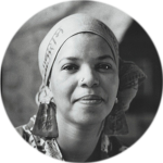"""""""I write for young girls of color, for girls who don't even exist yet, so that there is something there for them when they arrive.""""  Ntozake Shange  """"Back at You"""" interview with Rebecca Carroll, Mother Jones (1995)"""